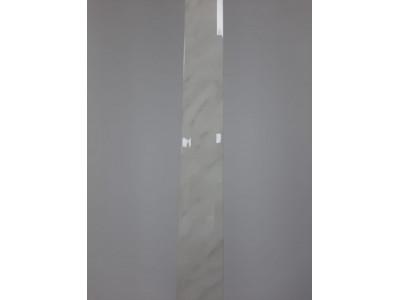 F-образный профиль Мрамор глянцевый, 3000 мм.