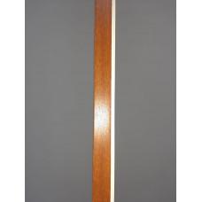 Стартовый профиль Дуб Золотой глянцевый, 3000 мм.
