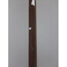 Стартовый профиль Махагон глянцевый, 3000 мм.