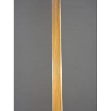 Стартовый профиль Дуб Натуральный матовый, 3000 мм.