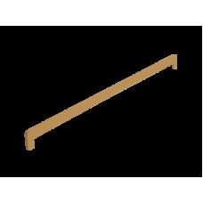 Боковая заглушка Кристаллит золотая
