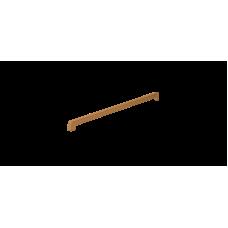 Торцевой соединитель Кристаллит золотой 90*135
