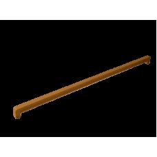 Торцевой соединитель Кристаллит золотой 150*180